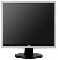 Монитор AOC E719SD Silver/Black