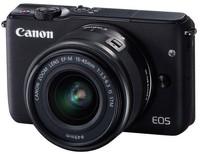 Системный фотоаппарат Canon EOS M10 15-45mm EF-M Kit, Black (0584C012AA)