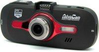 Автомобильный видеорегистратор AdvoCam FD8 Red-II GPS+Глонасс