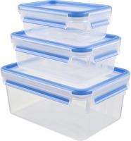 Набор контейнеров Tefal Clip&Close 0,55 л/1,0 л/2,3 л (K3028912)