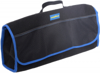 Сумка-органайзер в багажник Goodyear из карпета, большая (GY001008) органайзер в багажник goodyear с 3 секциями