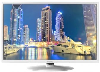 3ca277b9b0696 LED телевизор L24S631VKE White - купить телевизор Daewoo L24S631VKE White  по выгодной цене в интернет-магазине ЭЛЬДОРАДО с доставкой в Москве и  регионах ...