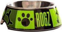 Миска для собак Rogz Bubble, 700 мл, Lime Juice (BOWL05CF)