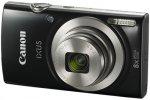 Цифровой фотоаппарат Canon Ixus 185 Black (1803C001AA)