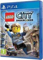 Игра для PS4 WB LEGO City Undercover