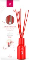 Арома-диффузор Cristalinas Colorterapia №3 Красный, с ароматом фиалки, 125 мл (312905)