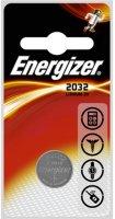 Батарейка Energizer CR2032/DL2032, PIP, 1 шт (637181)
