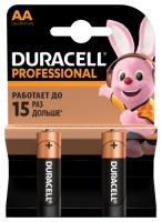 Батарейки Duracell LR6-2BL Professional, 2 шт (81578678) фото