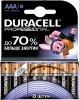 Батарейки Duracell LR03-8BL Professional, 8 шт