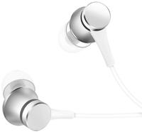 наушники xiaomi mi headphone comfort white проводные накладные с микрофоном белый 20 гц 40 кгц 107 дб двухстороннее mini jack 3 5 мм Наушники с микрофоном Xiaomi Mi Basic White