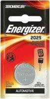 Батарейка Energizer Classic CR2025 (637433)