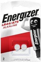 Батарейки Energizer LR44/A76, 2 шт (639317)