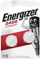 Батарейки Energizer CR2450, 2 шт (638179)