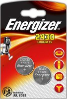 Батарейки Energizer CR2430, 2 шт (637991)
