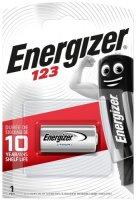 Батарейка Energizer 123 Lithium (628290)