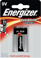 Батарейка Energizer Max 522/9V (E300127700) фото