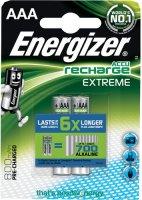 Аккумуляторы Energizer Extreme NH12/AAA, 2 шт (E300624300)