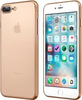 Чехол Takeit для Apple iPhone 7 Plus Gold (TKTIP7PMSGD)