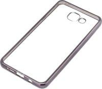 Чехол iBox Blaze для Samsung Galaxy A3 2017, силикон, черная рамка (УТ000010249)