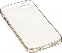 Чехол iBox Crystal для Apple iPhone 5/5S, серый (УТ000007344)