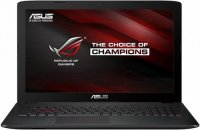 "Ноутбук ASUS ROG GL552VW-CN867T (90NB09I1-M10950) (ASUS/Intel Core i7 6700HQ /2600 MHz/15.6""/1920x1080/8.0Gb/1000Gb/GeForce GTX 960M/DVD-RW/ Wi-Fi/ Bluetooth/Win 10 Home)"