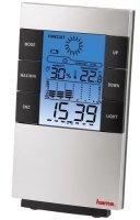 Термометр Hama TH-200, серебристый/черный (H-87682)