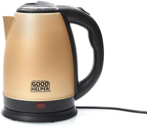 Все для дома Электрочайник Goodhelper KS-181С Золотое