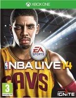 Игра для Xbox One EA NBA Live 14