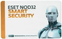 Антивирус ESET Smart Security, на 1 устройство/1 год (NOD32-ESS-NS(TEHNO-CARD)-1-1)