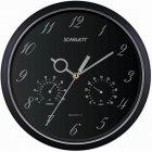 Настенные часы Scarlett SC-55J Black