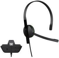Проводная гарнитура для Xbox Microsoft Chat Headset (S5V-00012) фото