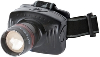 Фонарь Supra SFL-HL-1LZ Black (10306) фото