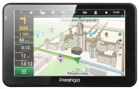 GPS-навигатор Prestigio GeoVision 5068