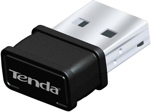 Wi-Fi-адаптер Tenda W311MI, цвет черный,