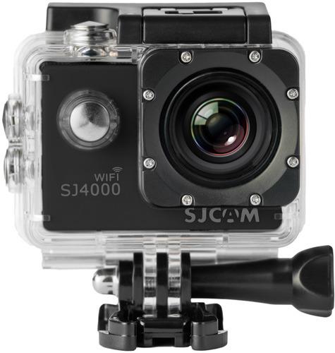 Купить Экшн-камера SJCAM, SJ4000 WiFi Black
