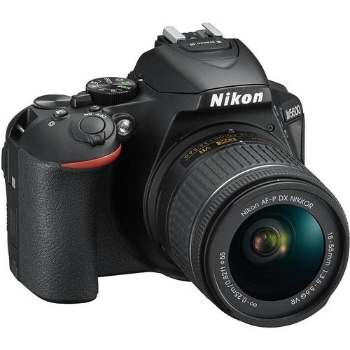 Купить Зеркальный фотоаппарат Nikon, D5600 + AF-P DX 18-55 VR (VBA500K001)