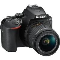 Зеркальный фотоаппарат Nikon D5600 + AF-P DX 18-55 VR (VBA500K001) фото