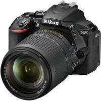 Зеркальный фотоаппарат Nikon D5600 + AF-S 18-140 VR (VBA500K002) фото