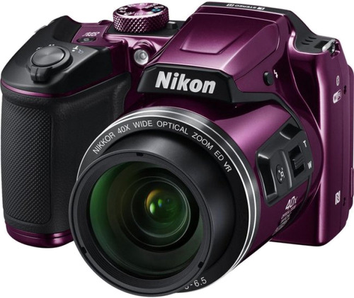 Купить Цифровой фотоаппарат Nikon, Coolpix B500 Violet (VNA952E1)