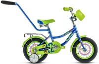 Велосипед Forward Funky 12 Boy (2016), рама 12'', синий (4137) фото