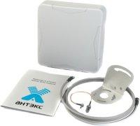 """Антенна Антэкс """"3G/4G Универсал"""" с переходником TS-9 и кабелем (00-00001920)"""