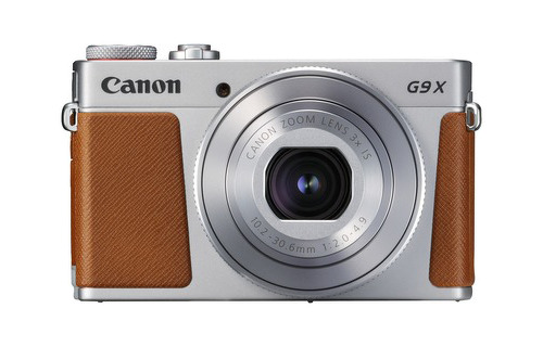 Купить Цифровой фотоаппарат Canon, PowerShot G9 X Mark II Silver (1718C002AA)