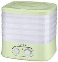 Сушилка для овощей и фруктов Lumme LU-1853 Green Jade