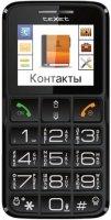 Мобильный телефон teXet TM-B112 графит