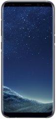 Чехол для смартфона Чехол Samsung Clear Cover Для Galaxy S8+ Black (Ef-Qg955Cbegru) Москва