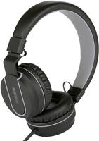 Наушники с микрофоном InterStep HDP-170 Black (IS-MU-HDP170BLG-000B201)
