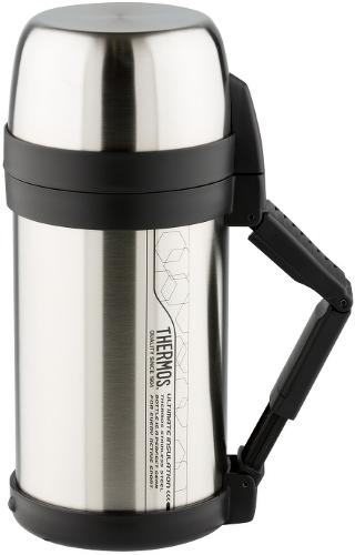 Купить Термос Thermos, FDH-1405 SBK Stainless Steel Vacuum Flask, 1, 4...