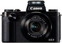 Компактный фотоаппарат Canon PowerShot G5 X Black