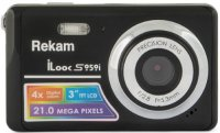 Компактный фотоаппарат Rekam iLook S959i Black
