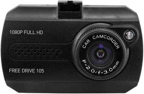 Купить Автомобильный видеорегистратор Digma, FreeDrive 105 Black